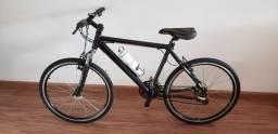 Bicicleta Alfameq 22 polegadas ? Cambio Shimano