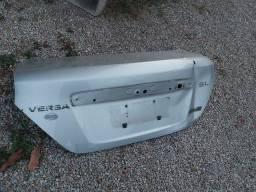 Tampa de porta malas versa 2012 2013