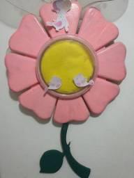 Flor em MDF