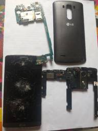 Peças LG G3 stylus valor unidade