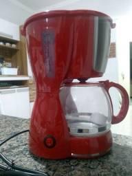 Cafeteira elétrica Mondial Dolce Arome inox 18 xícaras