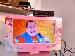 TV personalizada princesa Disney