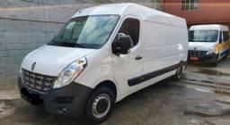 Van Master 2021 Refrigerada -10° Vendo Pra Agora
