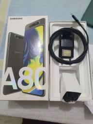 A80 Samsung 128g COMPLETO