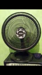 Ventilador Arno turbo 50cm muito grande