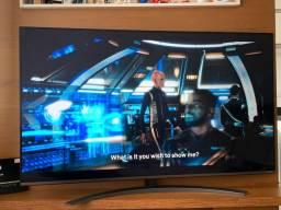 Smart TV LG 55? Ultra HD 4 K Nanocell WiFi  HDR