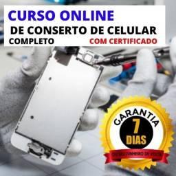 Curso de Manutenção de Celular Chega de pagar pra consertar!