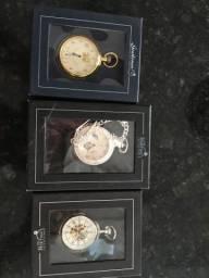 Vendo relógios de bolso