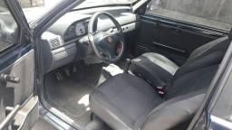 Fiat uno way com ar condicionado