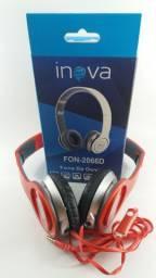 Headphone Com fio - Entrega Grátis