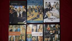 Coleçao as 6 Temporadas Gossip Girls completas !
