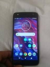Vendo ou troco celular MotoX 4