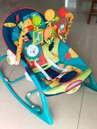 Cadeira de balanço de bebê