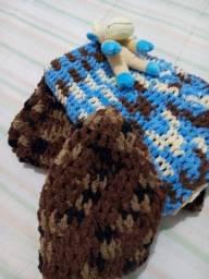 Manta de Lã para seu BEBÊ