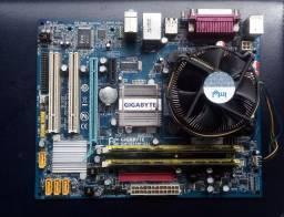 Kit Intel Core2 duo 2,66 GHz