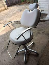 Salão / barbearia cadeira