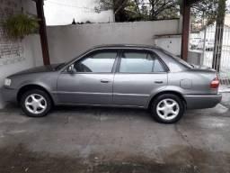 Vendo Toyota Corolla 2001/2002 em perfeita condição de uso