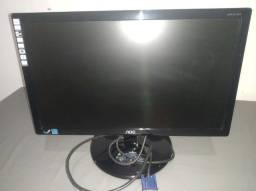 Monitor led 19, vga para computador