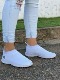 Nike Meia Liso Feminino ( Do 34 ao 39 )