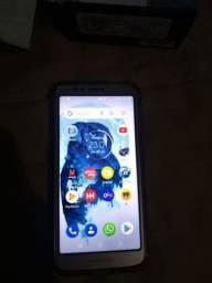 Celular Motorola e5 play Completo.