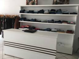 Vendo Loja de roupas completinha
