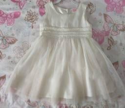 2 vestidos lindos - tam. 3