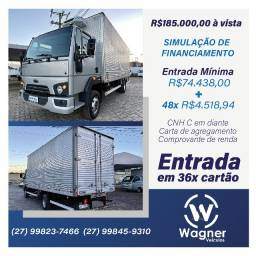 Ford Cargo 1119 Completo Único Dono 90.000 km