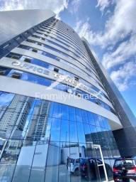 Vendo Sala Comercial no OTC - Candelária - 22m² c/ piso porcelanato e WC - R$ 110mil