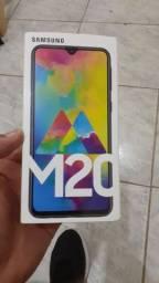 Vendo celular sansung m20 64gigas 4ram