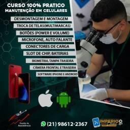 Curso Conserto Celular Rio de Janeiro - 100% Prático
