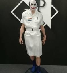 Colecionável Coringa (Joker) Heath ledger Batmam O Cavaleiro das Trevas