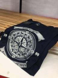 Camisa Polo Classic 100% Algodão. Original
