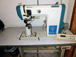 Máquina de costura industrial Ivomaq 4000 eletrônica