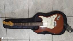 Troco Guitarra shelter strato Volto se precisar