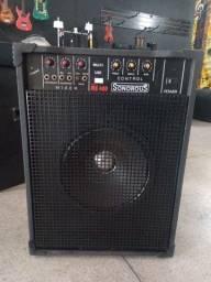 Caixa de som sonorus MX400 multiuso Revisada