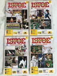 Título do anúncio: Coleção Isto é: Manual dos Jogos Olímpicos - Sydney 2000 Nº 1, 2, 3, 4, 5, 6, 7, 10 e 11