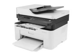 vendo impressora semi nova Multifuncional Laser Mono M137fnw