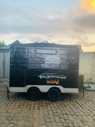 Trailer, Food trucker