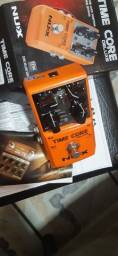 Pedal delay nux time core