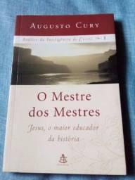 Livro - O Mestre dos Mestres - 1 - Augusto Cury - NOVO