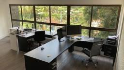 Mesa escritório executiva grande