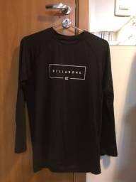 Camisa de Lycra Billabong Proteção UV - Muito nova
