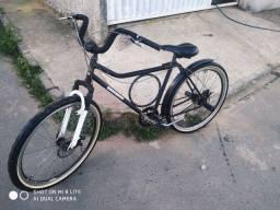 Título do anúncio: Bicicleta Monark freio a disco