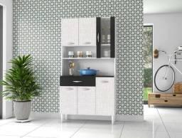 Armário de Cozinha 6 Portas (NOVO NA CAIXA)