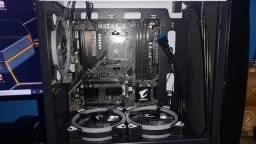 Formatação, limpeza e montagem de PCs e Notebooks