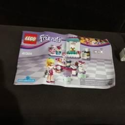 Lego Friends confeitaria (contém peças pequenas).
