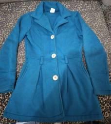 2 casacos tamanho 12