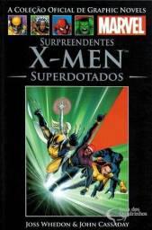 Surpreendentes X Men Superdotados #36