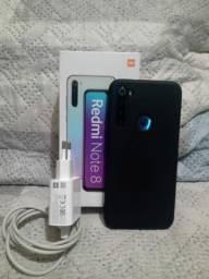 Xiaome redimi note 8 (Azul)