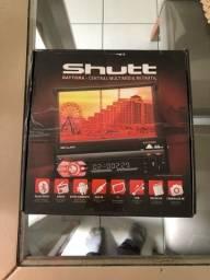 Kit com 3 itens a venda um auto rádio Sony, Central Multmidia Shutt engate do palio 2008